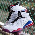 NIKE JORDAN MARS 270(ナイキ ジョーダン マーズ 270)WHITE/BLACK-UNIVERSITY RED-RUSH BLUE20SP-S