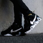 NIKE AIR BARRAGE LOW(ナイキ エア バラージ LOW)BLACK/WHITE-WHITE20SP-S