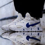 NIKE AIR BARRAGE LOW(ナイキ エア バラージ LOW)WHITE/HYPER BLUE20SP-S