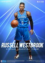 ENTERBAY 1/9 MOTION MASTERPIECE COLLECTIBLE NBA COLLECTIOIN Russell Westbrook(エンターベイ 1/9 モーション マスターピース コレクタブル NBA コレクション ラッセル・ウェストブルック)1/9 SCALE16FW-I