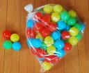 ペット用ボールプール用6φボールセット(4色80個)