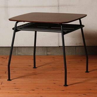 atom-style  Rakuten Global Market: 식탁 식탁 테이블 카페 테이블 선반 ...