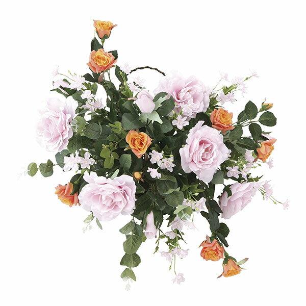 光触媒観葉植物フェイクグリーン壁掛エンジェル花フラワー造花アレンジメント人工観葉植物ダイニング玄関グ