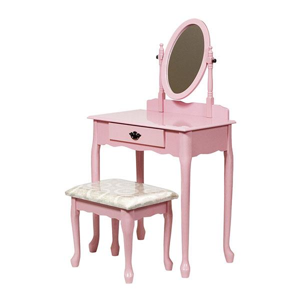 Atom style rakuten global market cute dresser princess for Cute vanity desk
