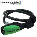 Cannondale キャノンデール HD ロック 2 6JLS01/BLK