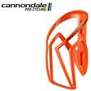 Cannondale キャノンデール ナイロン スピード Cケージ 2018 ORB CP5158U71OS ボトルゲージ