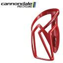 Cannondale キャノンデール ナイロン スピード Cケージ 2018 RDB CP5158U51OS ボトルゲージ