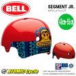 【特価】 2016 【BELL ベル 子供 ヘルメット】「SEGMENT JR. セグメント ジュニア 」 レッドポールフランクグラフィティ