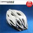 CANNONDALE QUICK 「キャノンデール クイック」 White S/M(52-58cm) CANNONDALE (キャノンデール) QUICK (クイック) 自転車 ヘルメット 【02P03Dec16】 ★