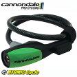 自転車 鍵 自転車ロック Cannondale キャノンデール HD ロック 2 【02P10ct16】 ★
