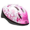 【BELL ヘルメット 子供】 「BELL Zoom 2 ベル ズーム2」 ピンクフラワー XS/S(48-54) 7072832 「SGマーク」付き ストライダー 子供 ヘルメット