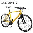 LOUIS GARNEAU ルイガノ AVIATOR 9.0S アビエーター 9.0S SUNSHINE YELLOW ルイガノ クロスバイク