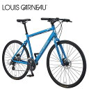LOUIS GARNEAU ルイガノ SETTER 9.0 DISC セッター 9.0 DISC SKY BLUE ルイガノ クロスバイク