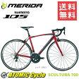 メリダ ロードバイク 2016 MERIDA (メリダ) SCULTURA 700 スクルトゥーラ 700 レッド ER13 (送料無料) (本州のみ) (ロードバイク/自転車)02P26Mar16