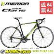 メリダ ロードバイク 2016 MERIDA (メリダ) SCULTURA 100 スクルトゥーラ 100 マット MET ブラック EKG8 (送料無料) (本州のみ) (ロードバイク/自転車)02P26Mar16