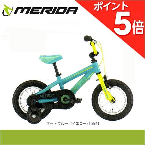 メリダ2016MERIDA(メリダ)MATTSJ12マットブルー子供用自転車