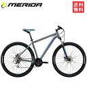 メリダ マウンテンバイク MERIDA BIG NINE 20-MD ES36 2018 モデル 送料無料 マウンテンバイク