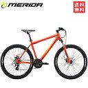 メリダ マウンテンバイク MERIDA MATTS 6.10 MD ER23 2018 モデル 送料無料 マウンテンバイク