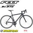 FELT ロードバイク F75 「FELT F75」 ブラック 2017 モデル FELT (フェルト) F75 ロードバイク 【02P03Sep16】 ★