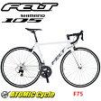 FELT ロードバイク F75 「FELT F75」 ホワイト 2017 モデル FELT (フェルト) F75 ロードバイク 【02P03Sep16】 ★