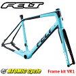 【2月予定】 FELT ロードバイク Frame kit VR1「FELT VR1」 マットアクア 2017 モデル FELT (フェルト) VR1 ロードバイク 【02P03Sep16】 ★