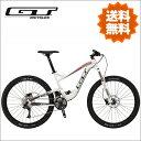 ������̵���� 2015 GT ���ƥ��� SENSOR COMP ���졼 / �ۥ磻�� 27,5����� �ޥ���ƥ�Х���(MTB) 02P26Mar16