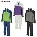 キャスコ ゴルフ KRW-016 上下セット レインウェア KASCO KRW016【レインウェア】...