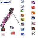 アズロフ ゴルフ セルフスタンドバッグ クラブケース AZROF ゴルフバッグ【アズロフゴルフ】【クラブケース】