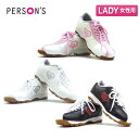 [bargain item / Lady's] Parsons golf software Suva Iku PGS-2011 golf shoes [golf shoes]