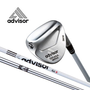 ADVISOR Advisor Golf CW-1 Console wedge (56, 60, 65)