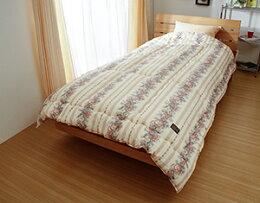 魔法の布団清潔シンサレートウルトラΣ防ダニ+制菌掛け布団シングルロングサイズ日本製