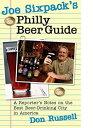 【中古】【輸入品・未使用未開封】Joe Sixpack's Philly Beer Guide: A Reporter's Notes on the Best Beer-drinking City in America