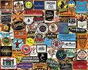 【中古】【輸入品・未使用未開封】White Mountain Puzzles Michigan Beer Craft - 1000 Piece Jigsaw Puzzle