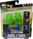 【中古】【輸入品・未使用未開封】Ben 10 (ベン10) Ultimate エイリアン Alien Ultimate Swampfire Ultimate Echo Echo Molds[並行輸入品]