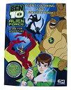 【中古】【輸入品・未使用未開封】Ben 10 (ベン10) Coloring & Activity Book - Ben10 'エイリアン Alien Force' Coloring Activity Book by Cartoon Network[並行輸入品]