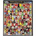 【中古】【輸入品・未使用未開封】White Mountain Puzzles 99 Bottles of Beer on The Wall - 1000 Piece Jigsaw Puzzle [並行輸入品]
