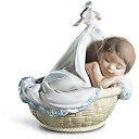 【中古】【輸入品・未使用未開封】リヤドロ LLADRO 人形 僕の夢 01006656