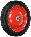 【中古】【輸入品・未使用未開封】Shepherd 10in. X 1-.75in. Metal Hub Semi Pneumatic Rubber Tire 9596