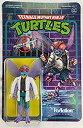 ショッピングバグスター 【中古】【輸入品・未使用未開封】リアクション タートルズ バグスターフィギュア SUPER 7 ReAction TMNT Teenage Mutant Ninja Turtles BAXTER STOCKMAN figure MOC