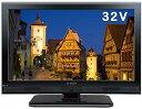 【中古】【輸入品日本仕様】DXアンテナ 32V型 液晶 テレビ LVW-324 ハイビジョン 2010年モデル