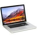 【中古】新品SSD&メモリ8GB Apple MacBook Pro Early 2011 15インチ Core i7 2720QM 2.2GHz 256GB Radeon HD6750M 無線LAN Bluetooth Webカメラ LibreOffice 中古パソコン ノートパソコン 本体 MC723J/A