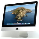 【中古】メモリ16GB Apple iMac Late 2013 A1418 21.5インチ Core i5 4570S 2.9GHz HDD1TB GeForce GT750M LibreOffice ME087J/A 中古パソコン 一体型PC OS変更オプションあり