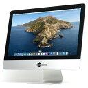 【中古】Apple iMac Late 2015 A1418 MK442J/A 21.5インチ Core i5 5575R 2.8GHz 8GB HDD1TB LibreOffice 中古 一体型PC デスクトップ 本体 OS変更オプションあり