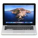 【中古】状態良 大容量新品SSD Apple MacBook Pro Mid 2012 13インチ MD101J/A A1278 Core i5 3210M 2.5GHz メモリ8GB USキー 英語キー 英字キー Webカメラ 中古パソコン ノートパソコン 本体 OS変更オプションあり テレワーク