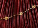 ショッピングアンクレット ハワイアンジュエリー アンクレット ハワイアン ダイヤモンド 花 ピンクゴールドk18 18金 ダイヤ 人気 送料無料