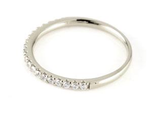 【送料無料】ダイヤモンド エタニティ 婚約指輪 エンゲージリング ハードプラチナ ハーフエタニティ リング pt950 ダイヤ ストレート 贈り物 誕生日プレゼント ギフト 純度の高いハードプラチナ950 婚約指輪