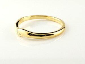 【送料無料】婚約指輪 エンゲージリング ダイヤモンドリング ダイヤ 指輪 イエローゴールドk18 18金 レディース ストレート 贈り物 誕生日プレゼント ギフト 本物の素材 ダイヤモンドリング イエローゴールドk18