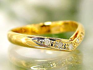 【送料無料】ダイヤモンド リング イエローゴールドK18 婚約指輪 エンゲージリングダイヤモンド 0.03ct 指輪 18金 ダイヤモンドリング ダイヤ ストレート 2.3 贈り物 誕生日プレゼント ギフト エンゲージリング婚約指輪ゴールドダイヤモンドリング手作り人気