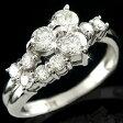 【送料無料】婚約指輪 プラチナ エンゲージリング ダイヤモンドリング 指輪 ダイヤ ストレート 0601楽天カード分割