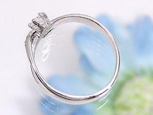 【送料無料】婚約指輪 エンゲージリング 鑑定書付き ダイヤモンドリング ハードプラチナリング 指輪 一粒 ダイヤ SI pt950 ストレート 贈り物 誕生日プレゼント ギフト 純度の高いハードプラチナ950 婚約指輪